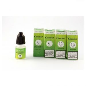eGoGreen Coconut Flavour Liquid