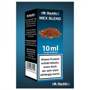 Nikoliquid Mex Blend 10ml