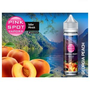 Pink Spot Georgia Peach Liquid
