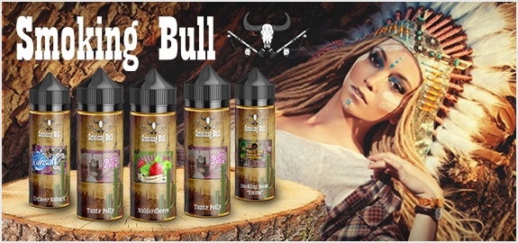 Smoking Bull Shake and Vape