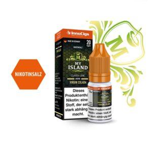 InnoCigs Nikotinsalz Classy Line My Island 10ml